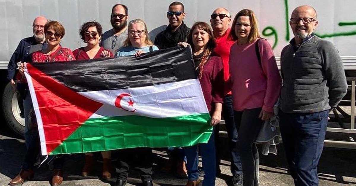 La provincia de Cádiz estará presente en la 'Marcha por la Paz' convocada este sábado en Sevilla