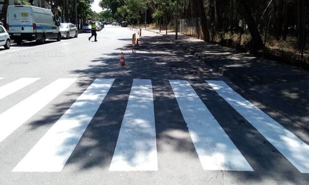 Aprobada la prórroga del contrato de mantenimiento de la señalización vial