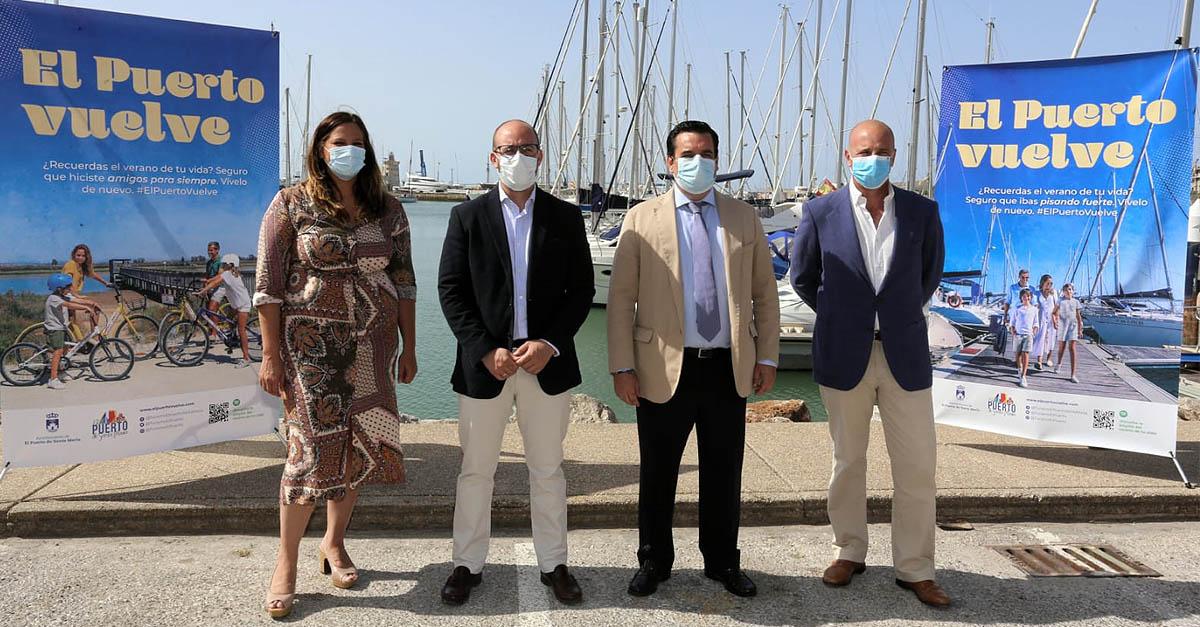 Turismo promociona la ciudad con una campaña emotiva para recordar el mejor verano en El Puerto