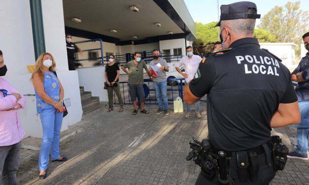 Sindicatos vuelven a denunciar la situación de la Policía Local de El Puerto
