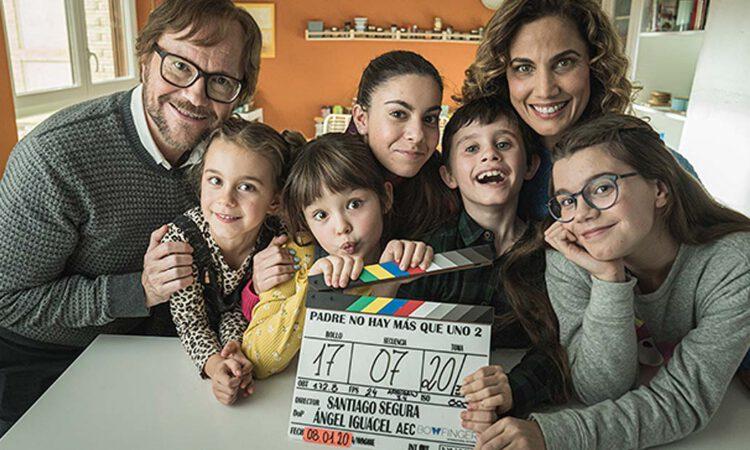 La familia en el cine español y el fenómeno Segura
