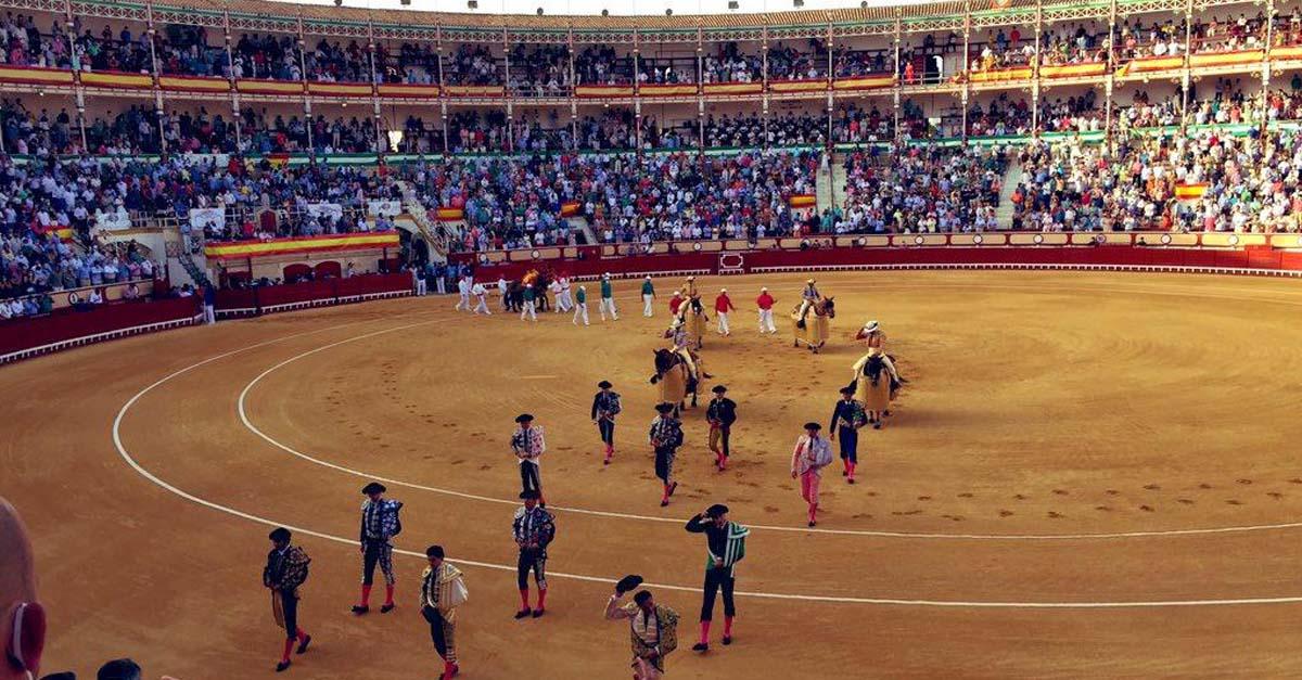 ¡A los toreros de El Puerto!