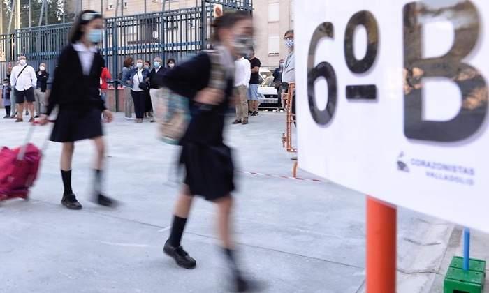 """La Junta: """"En el colegio nadie se va a contagiar"""" y espera poco absentismo"""