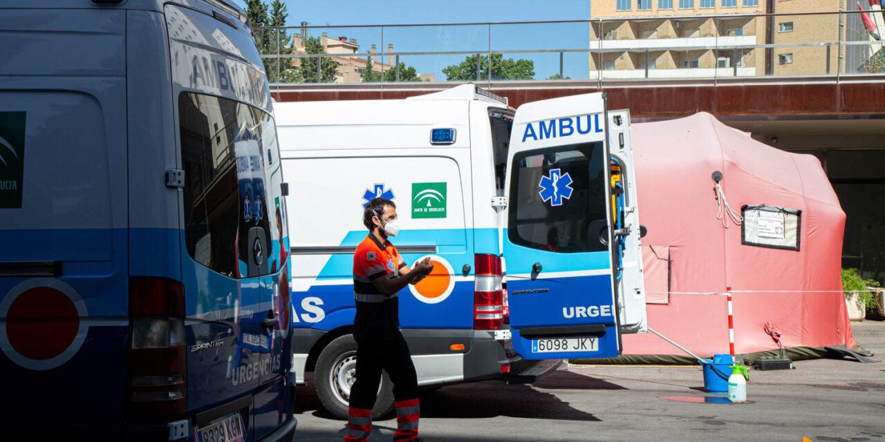 Andalucía suma 645 positivos por PCR y baja el ritmo de contagios