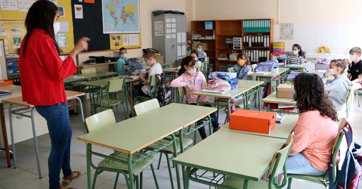 Madres y padres se organizan por un curso escolar seguro y voluntario
