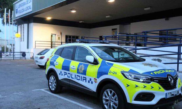 La Policía local de El Puerto estrena al completo su nueva flota de vehículos