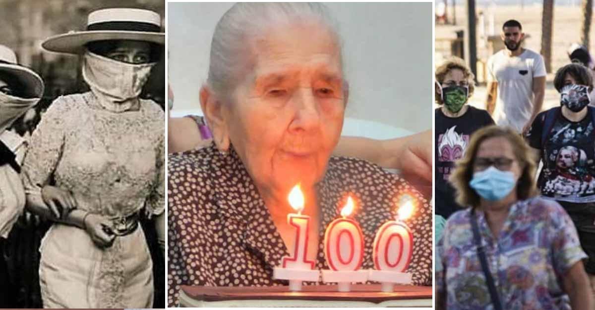 De la gripe española al coronavirus, la 'abuela' de San Marcos cumple 100 años