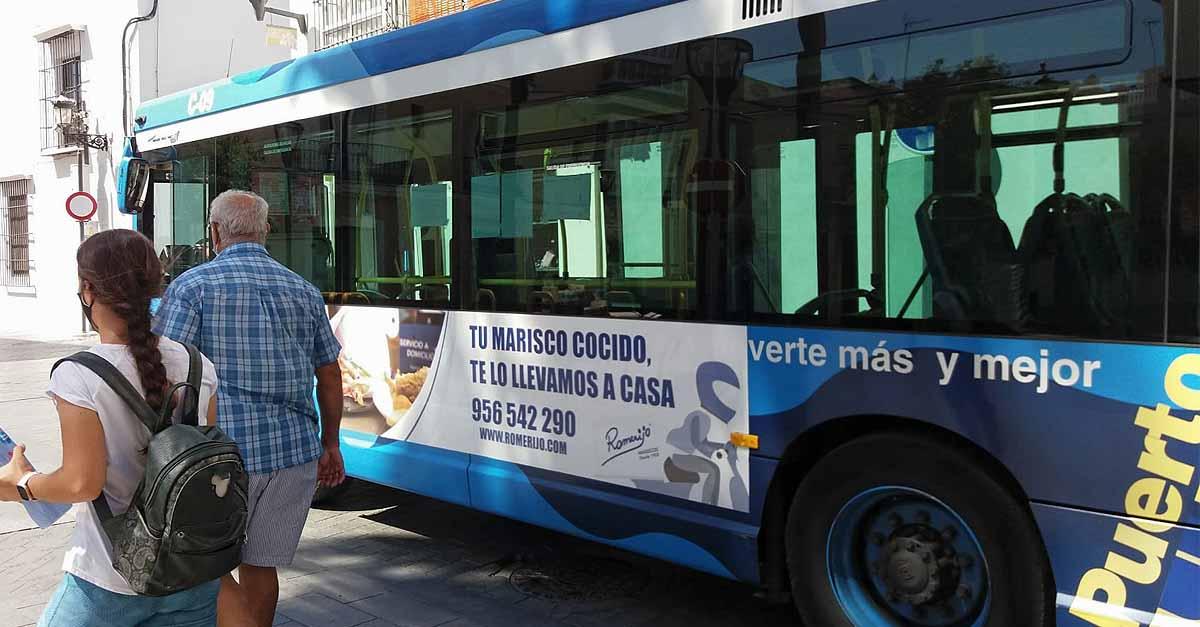 A pleno el nuevo contrato de autobuses urbanos con una línea Búho y otra a Puerto Sherry