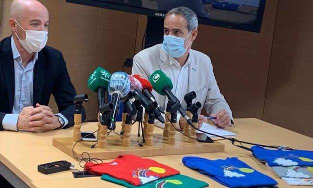 Internos de Puerto II agradecen con camisetas la labor sanitaria en la pandemia