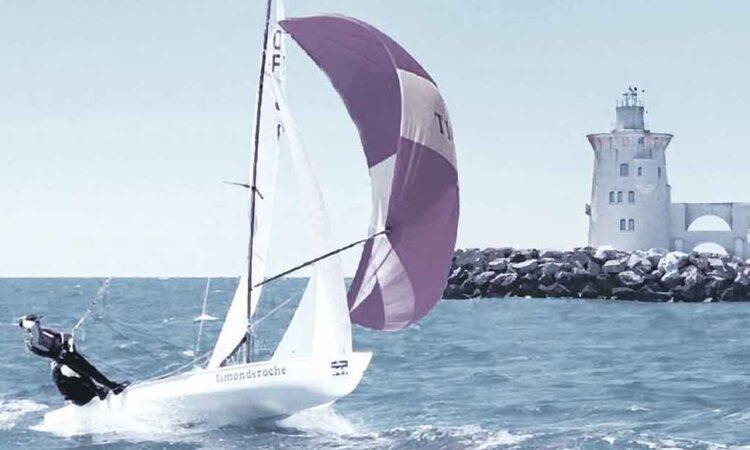 Puerto Sherry acogerá en octubre el Campeonato Ibérico de Flying Dutchman