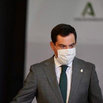 """Moreno: """"Estamos a contrarreloj para intentar que la pandemia no nos atropelle"""""""