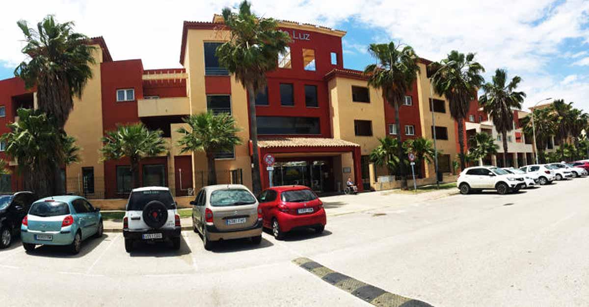 Ingresado un nuevo residente de Puerto Luz en el hospital de El Puerto