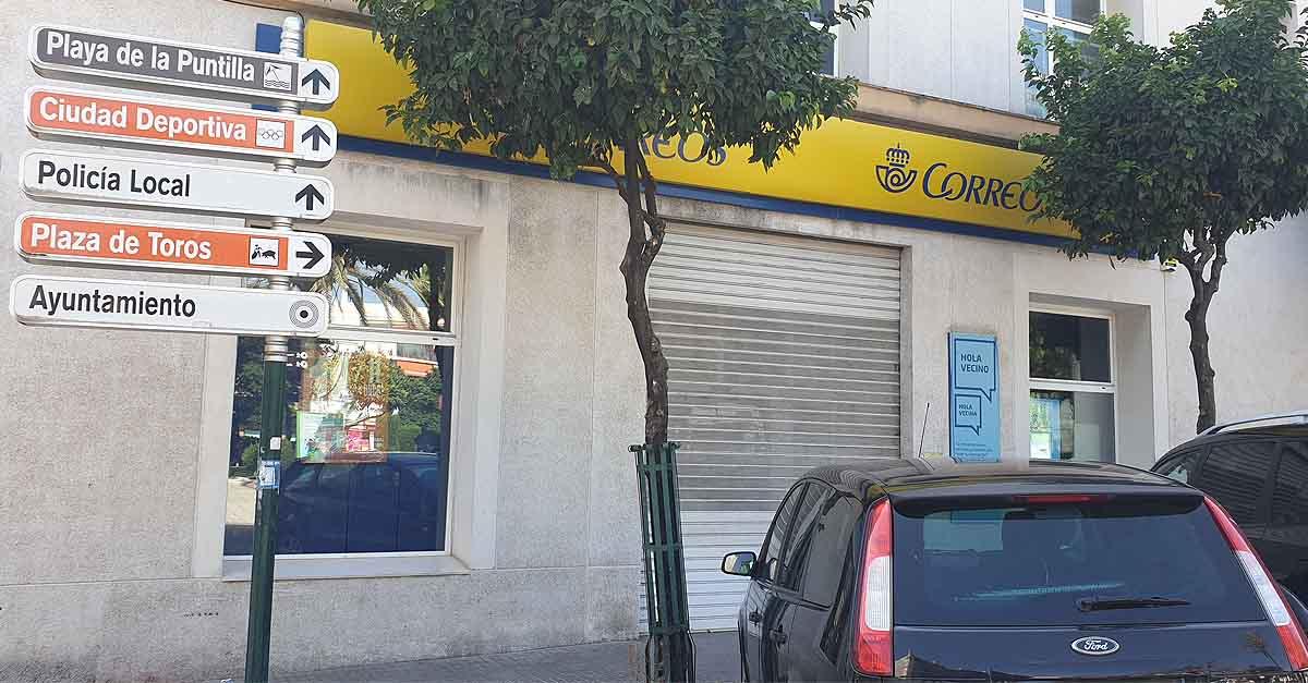 IU El Puerto eleva al pleno las reivindicaciones de la plantilla de Correos