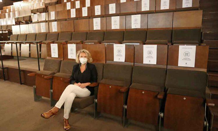 """""""Tenemos que seguir apostando por la cultura"""", la Cinemateca de Invierno llega al Teatro municipal"""