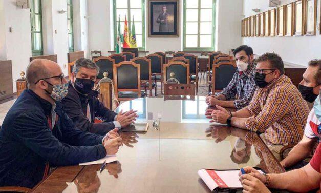 Beardo traslada a Apemsa y plantilla de la EDAR Las Galeras el futuro pliego