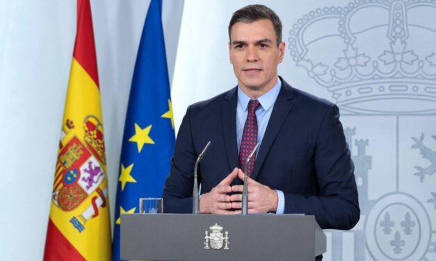 """Sánchez: la situación es """"grave"""" y empeorará con la llegada del invierno"""