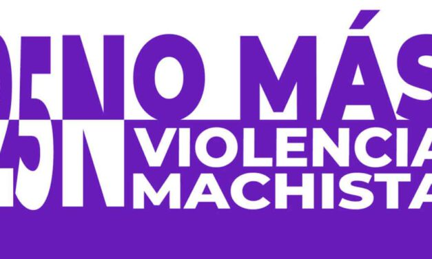 ¡Acabemos con la violencia de género!