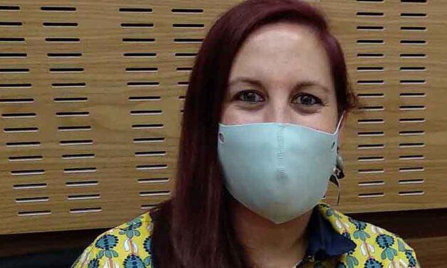 """María Eugenia Lara: """"Germán Beardo no ha hecho nada por la Fundación Rafael Alberti"""""""