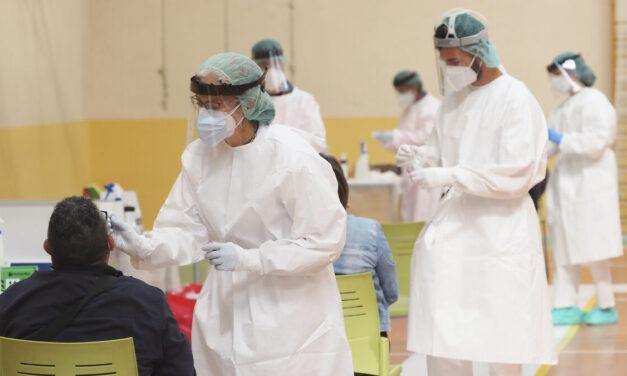 Andalucía registra 1.455 nuevos casos de covid y 37 fallecidos más