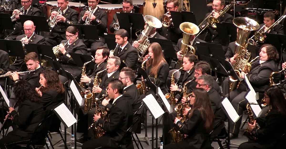 El Concierto de Navidad de la Banda Maestro Dueñas cierra la temporada de Otoño en el Teatro