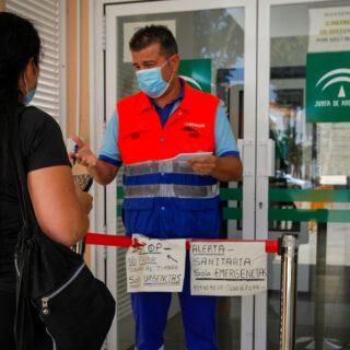 Andalucía suma 41 muertos por Covid en 24 horas, la cifra más alta en cinco días