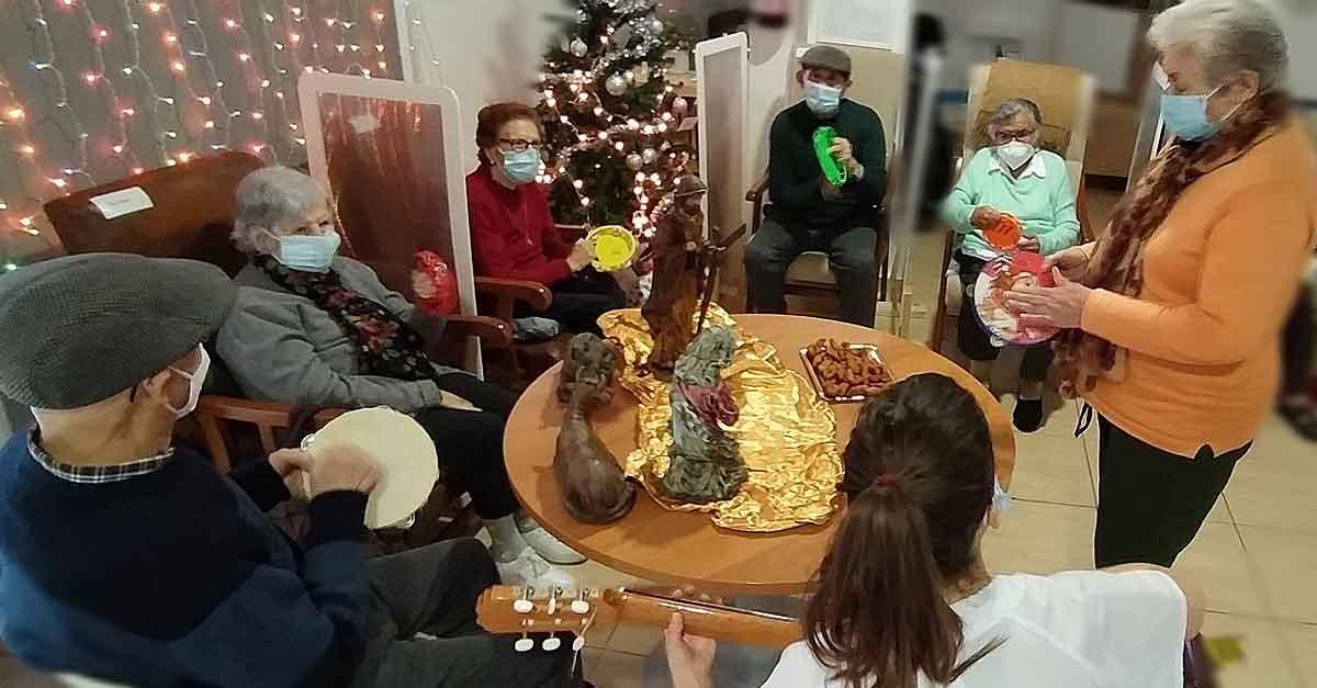 El Centro San Juan organiza una Nochebuena muy especial para sus mayores