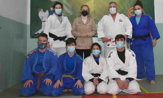 Cuatro jóvenes portuenses representarán a la provincia en el campeonato de España de Judo