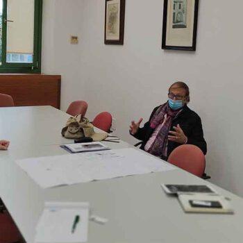 Vox mantiene un encuentro con la Fundación de Estudios Fenicios Mediterráneos