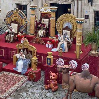 Los Reyes Magos pasaron por El Puerto, con seguridad y responsabilidad