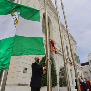 El Puerto celebra el Día de Andalucía con la convicción de que resurgirá con más fuerza