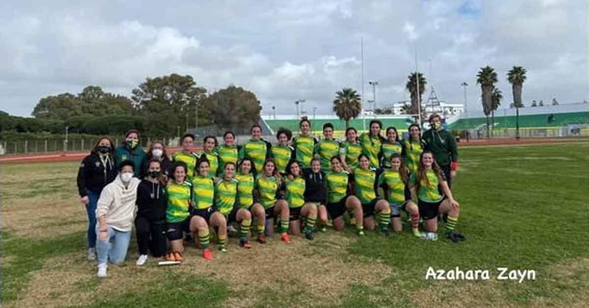 El femenino C.R.A. Portuense vuelve a ganar en El Puerto