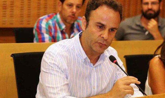 Alejandro Gutiérrez, nuevo diputado provincial de Adelante Cádiz