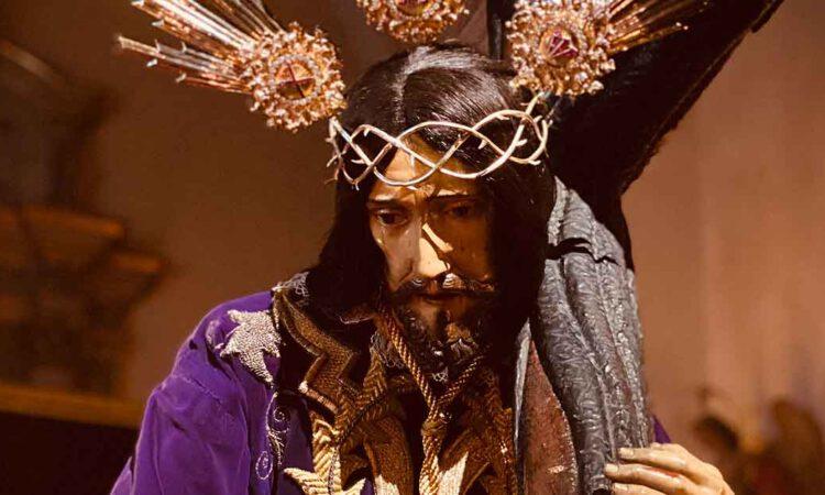 Afligido bajo el amparo de tu mirada, Señor de San Juan de Dios
