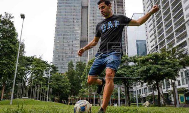 El portuense Bienve logra nacionalidad filipina para jugar en selección absoluta