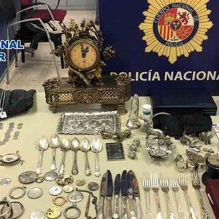 Ingresan en prisión acusados de seis robos en Vistahermosa y El Carmen, en El Puerto