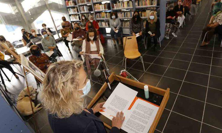 El Puerto celebra el Día Internacional del Libro fomentando el amor por los libros y la lectura