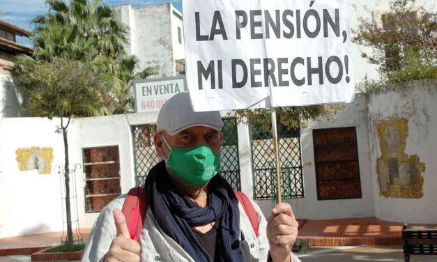 ¡Las pensiones se defienden!