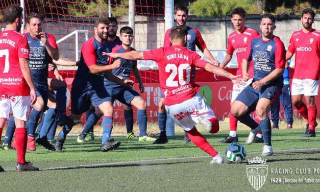 El Racing Club Portuense pone la directa a por el ascenso