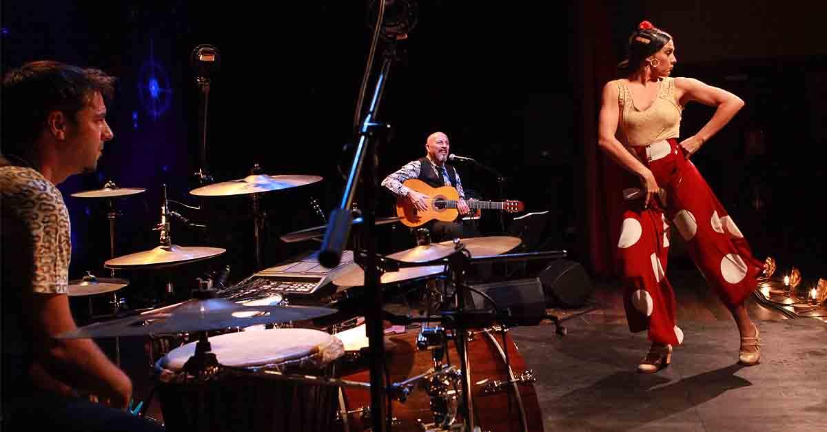 La saga Ruibal desembarca en Cádiz con su nuevo espectáculo cargado de arte, flamenco, humor, percusión y canción
