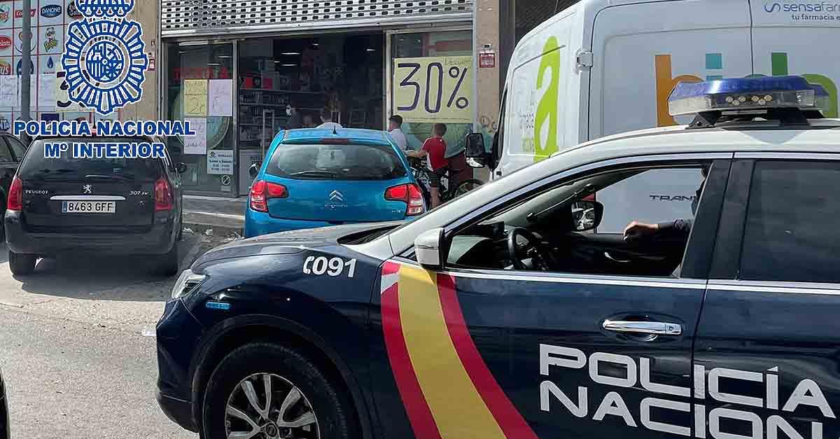 Detenido en El Puerto el presunto autor del robo con violencia en un bazar