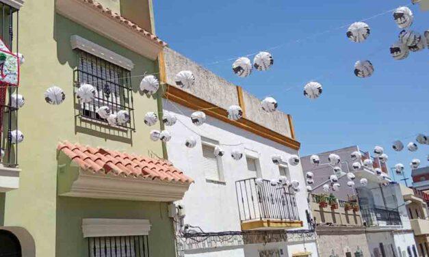 La calle Alegrías se viste de Feria por segundo año