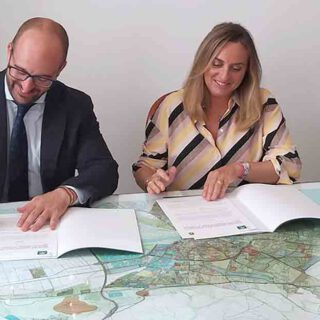 Aprobado el convenio entre Junta y Ayuntamiento para la construcción de la estación intermodal de autobuses