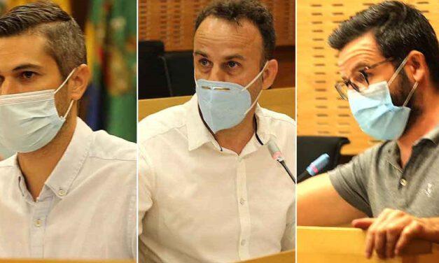 Este viernes se celebra el Pleno de reprobación del alcalde a petición de PSOE, Adelante y Unión Portuense