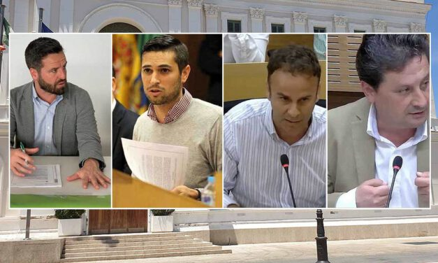 Vox tumba el intento de reprobación al alcalde de El Puerto promovido por PSOE, Adelante y Unión Portuense