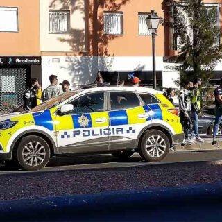 Expedientados 20 policías locales de El Puerto por no ir a trabajar durante la Motorada