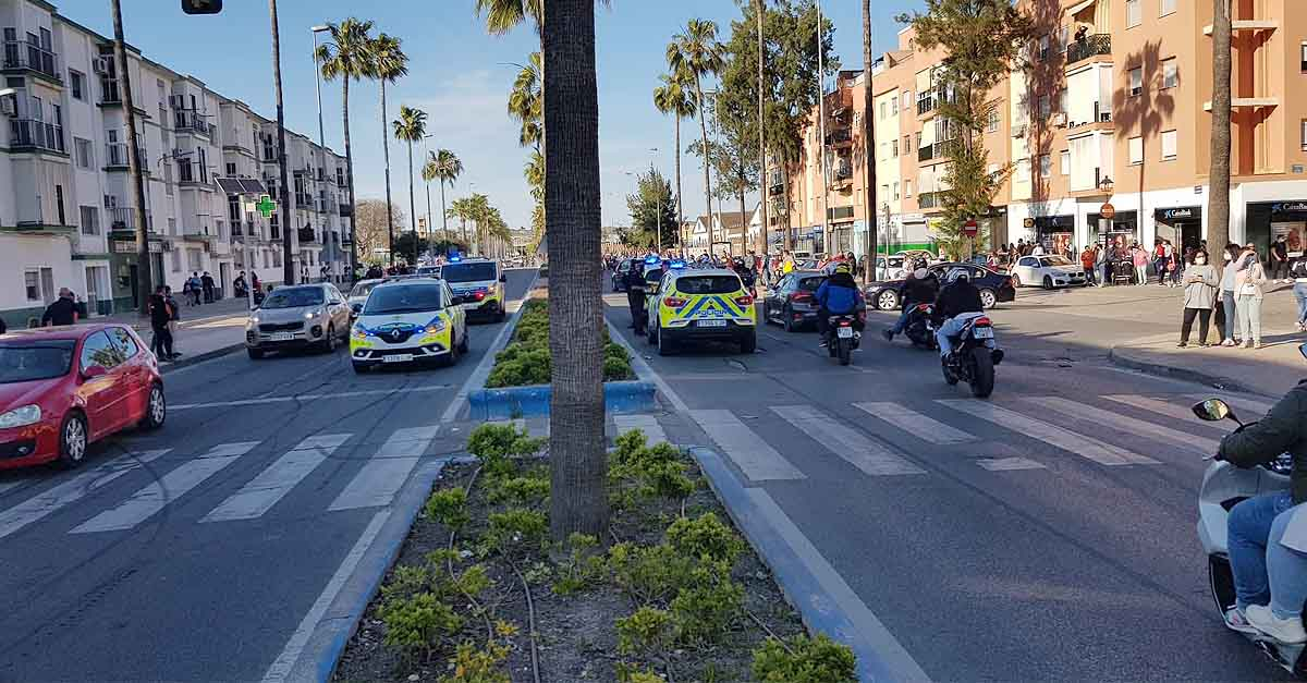 El SPPME desmiente las acusaciones de Ángel González sobre los patrulleros sin policías