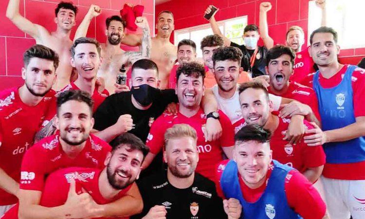 El Racing Portuense asciende a la Primera Andaluza
