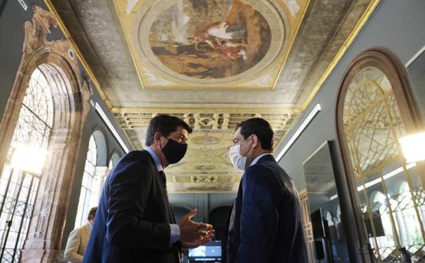 Juan Marín reclama la tarjeta sanitaria única para afrontar los casos de vacunación