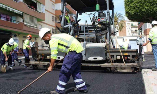 Aprobada la adjudicación del contrato para el asfaltado de las calles de El Puerto