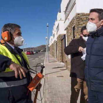 Investigan al vicepresidente de Diputación de Almería por contratos por Covid